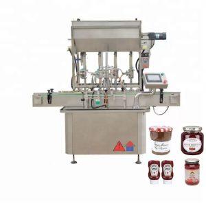 304 ruostumattomasta teräksestä valmistettu hunajan täyttökone