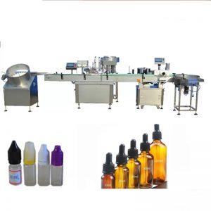 5-30 ml täyttömäärä hajusteiden täyttö kone