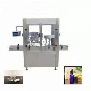 Alumiini injektiopullo ruiskutuspullon täyttö kone