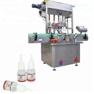 Liimapullon automaattinen täyttölaite