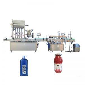 Nopea hunajan täyttö kone, jota käytetään farmaseuttisissa tuotteissa