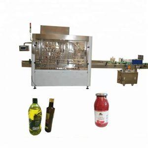 PLC Control PET-pullon täyttö- ja korkkikone