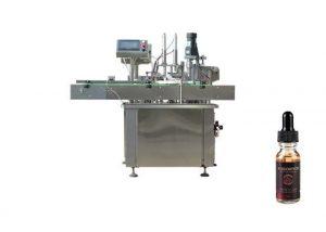 Peristalttisen pumpun elektroninen nesteitäyttö