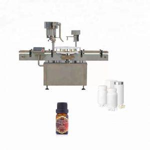 Ruostumattomasta teräksestä valmistettu pullon korkkilaite, jota käytetään lääketieteessä