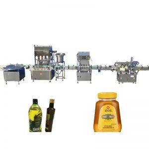 Askelmoottoriöljyn täyttökone